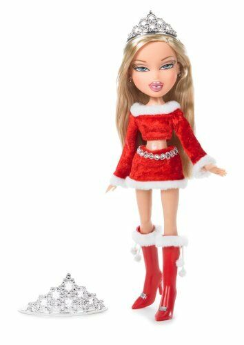 Bratz Holiday Doll Cloe ~ Plus Bonus Tiara for you ~ New in Box ~ FREE US SHIP