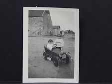 Vintage Photo, Miniature Cars, Children #13