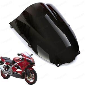 Nwe Double Bubble Motorcycle Windshield Shield for Kawasaki Ninja ZX9R 2000-2005