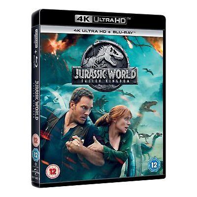 Jurassic World - Fallen Kingdom (4K Ultra HD + Blu-ray) [UHD]
