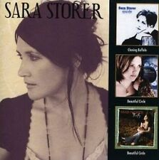 SARA STORER Chasing Buffalo/Beautiful Circle/Firefly 3CD BRAND NEW