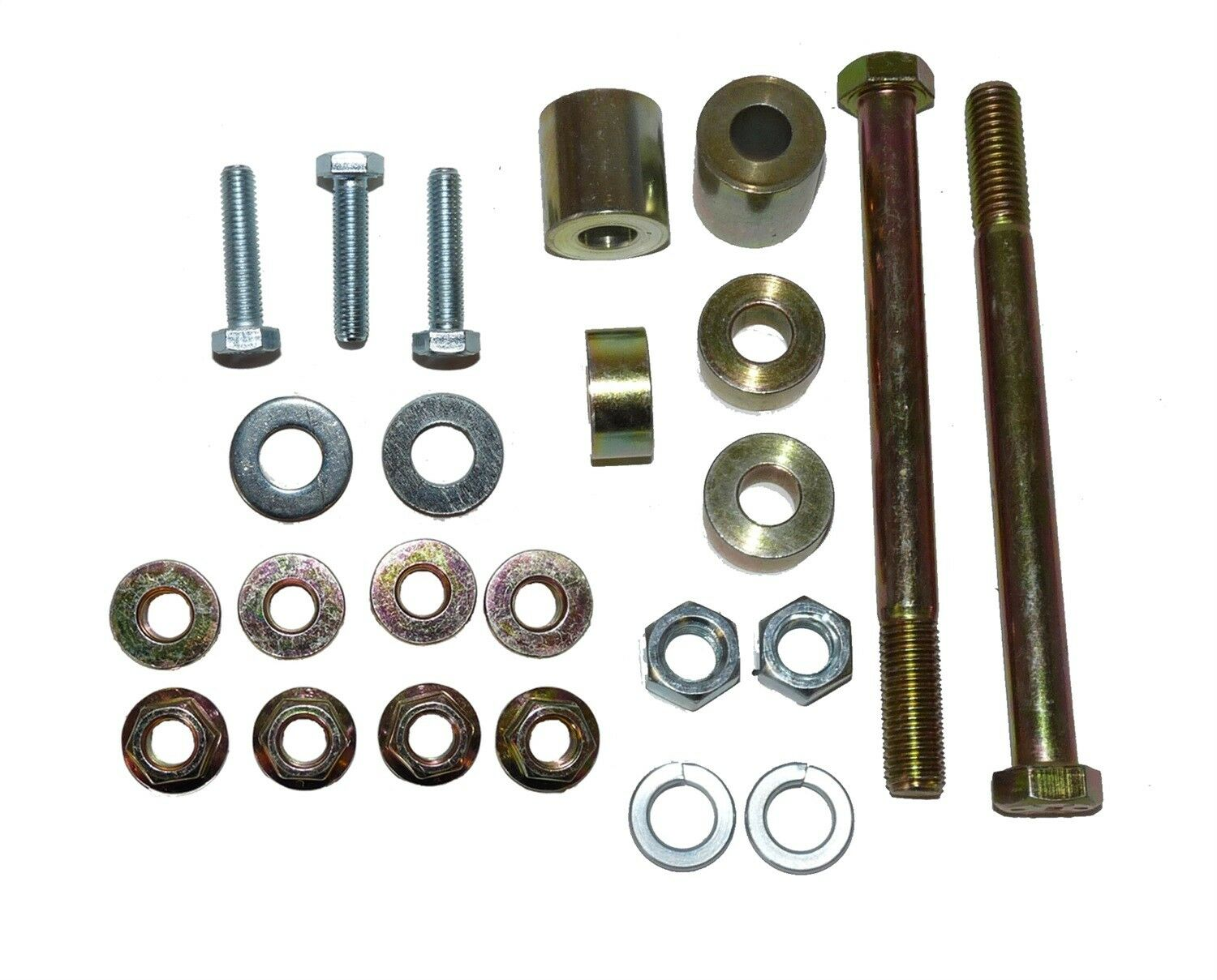 Truxxx 900025 Front Differential Drop Spacer Kit Compatible with 2007-2020 Toyota Tundra