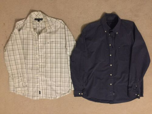 5 - Tommy Hilfiger Cotton Dress Shirts Long Sleeve