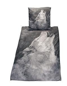 ropa-de-cama-Lobo-Set-Funda-Cojin-Edredon-2-piezas-80x80-135x200