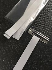 6 x Snare Wire Straps Ribbon String Cord Snare Drum Wires SIlVER hi quality