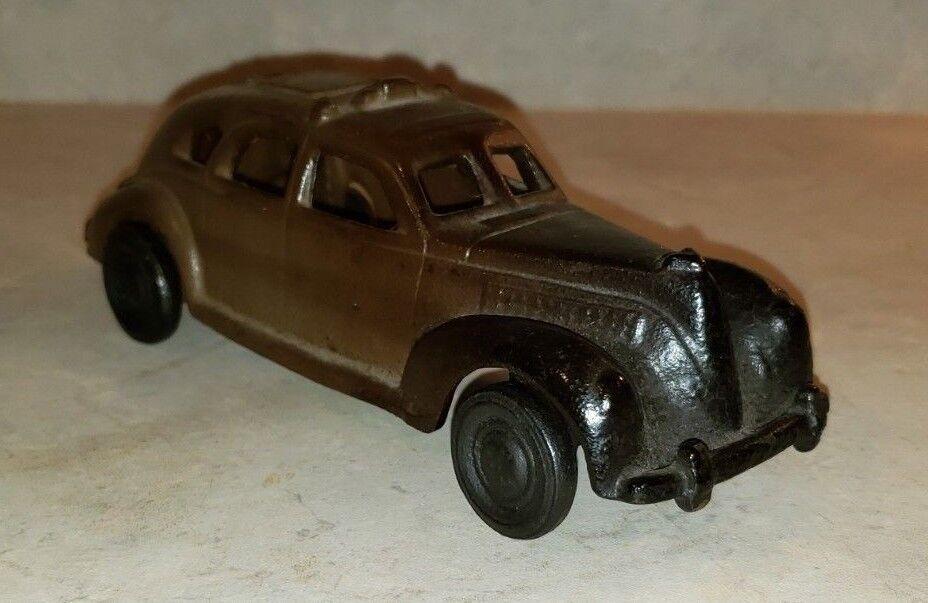 la migliore selezione di Cast Iron Taxi Arcade Arcade Arcade auto from 1930s or 40s in Great Condition   tutto in alta qualità e prezzo basso
