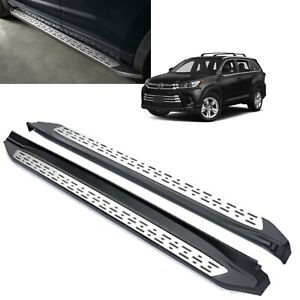 2014 2019 highlander running boards kit genuine toyota step boards pt938 48140 ebay details about 2014 2019 highlander running boards kit genuine toyota step boards pt938 48140