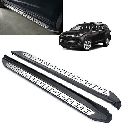 2014 2019 highlander running boards kit genuine toyota step boards pt938 48140 ebay 2014 2019 highlander running boards kit genuine toyota step boards pt938 48140 ebay