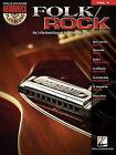 Harmonica Play-Along: Folk/Rock by Hal Leonard Corporation (Paperback, 2010)