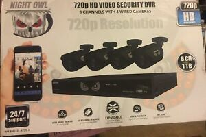 Night-Owl-8-Channel-Security-Camera-System-720P-AHD-DVR-4-indoor-outdoor-HD-720