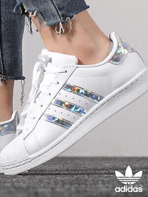 adidas superstar silver size 3