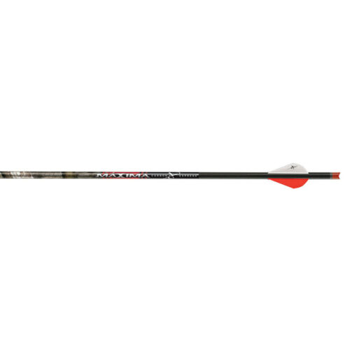 Carbon Express 52113 Maxima Hunter Crossbow Bolts 20In Moon//Flat 6 Pk.