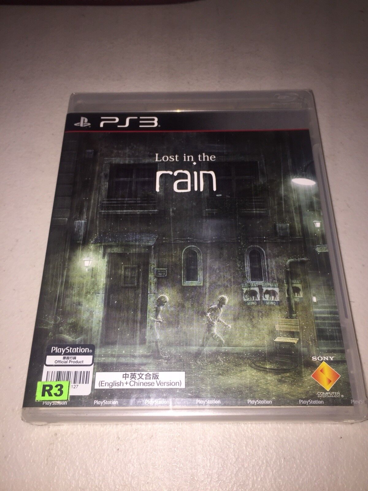 Lost In The Rain PS3 Game, Sealed (English & Chinese Version) Very Rare
