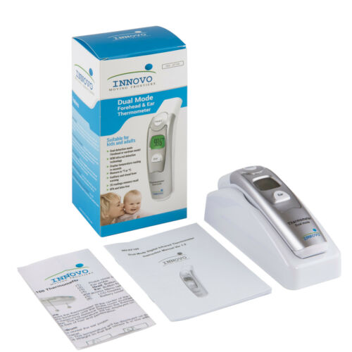 NEW Innovo Medical Forehead /& Ear Thermometer Only  dealer with warranty
