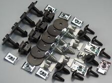 Unterfahrschutz Einbausatz Unterboden Repair Kit Audi A6 4B C5 A6 4F2 4F5 C6