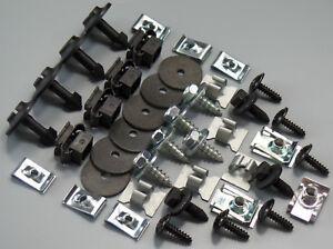 Unterfahrschutz-Einbausatz-Unterboden-Repair-Kit-Audi-A6-4B-C5-A6-4F2-4F5-C6
