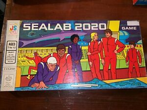 Sealab-2020-Game-1973-COMPLETE