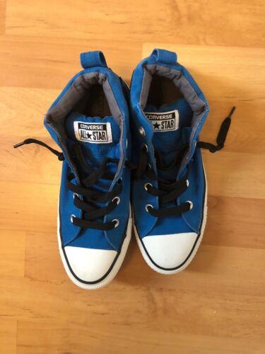 Baskets Midi 5 Garons Converse Bleu Hommes Taille SSwBr7xqg