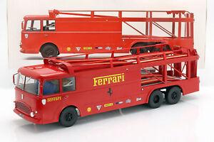 Fiat-Bartoletti-Renntransporter-306-2-Ferrari-Film-LeMans-1-18-Norev