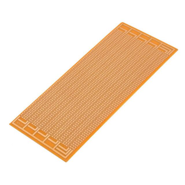 DIY Prototype PCB Universal Matrix Circuit Board Breadboard 8.5x20cm 85x20mm BH