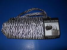 Purse Packer Insert/Organizer Bag