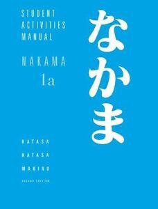 Nakama-No-1-by-Seiichi-Makino-2008-Paperback-Student-Edition-of-Textbook-St
