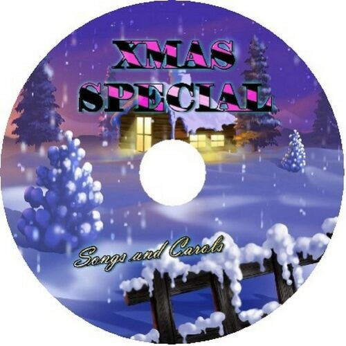 X-MAS CHRISTMAS SONGS CAROLS GUITAR TAB CD TABLATURE GREATEST HITS BEST