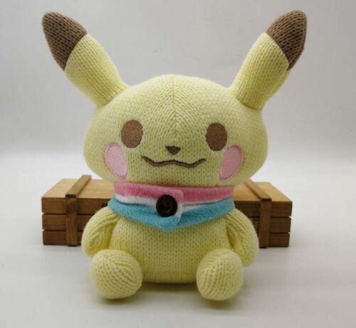 "8"" Center Amigurumi Pikachu Plush Toy 2018 New Version Christmas Doll"