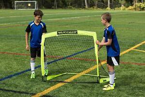 1 Soccer Goal For Toddlers Kids Training Backyard Net ...