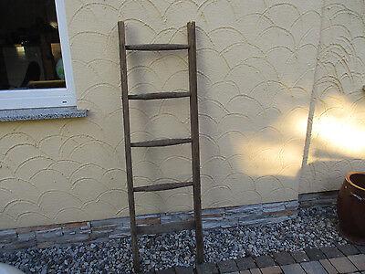 Alte Holzleiter 114 Deco Blumenampel Baumleiter Handtuchhalter Kleiderhalter Wir Haben Lob Von Kunden Gewonnen