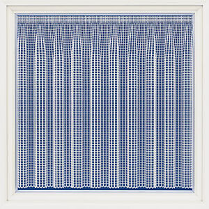 OXFORD-MODERN-TEXTURED-SQUARES-THICK-WHITE-VISION-NET-CURTAIN-SOLD-BY-THE-METRE