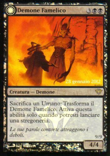 Demone Famelico FOIL Ravenous DemonNMPrerelease PromosITA