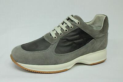 Sneakers Frau 0.8oz4 Grey Type Hogan Interactive Made IN Italy List Price -20% | eBay