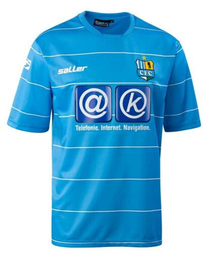 Saller Chemnitzer FC Heimtrikot 2012//13