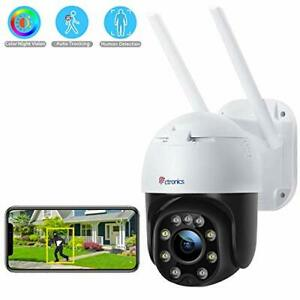 Full-HD-Outdoor-Security-Camera-with-Color-Night-Vision-Digital-Zoom-Home-CCTV