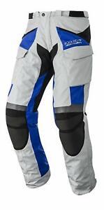 Alpinestars-Calama-Drystar-Motorrad-Hose-Fb-ws-grau-blau-Gr-2XL-UVP-299-95