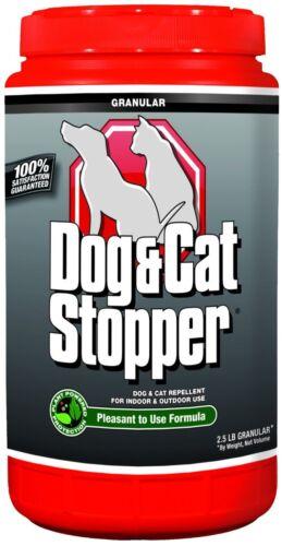 Messina Wildlife WW-G-001 Dog /& Cat Stopper Pest Repellant Shaker Jug 2.5 Lb