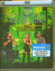Lady-Antebellum-Wheels-Up-Tour-2015-DVD-Region-1-CD-NEW-SPEEDYPOST