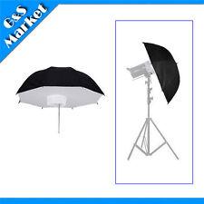 "109cm/43"" Umbrella Softbox Soft Box Brolly Reflector For Studio Flash Strobe"