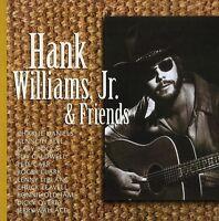 Hank Williams Jr. - Hank Williams Jr & Friends [new Cd] on sale