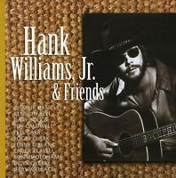 Hank Williams Jr. - Hank Williams Jr & Friends [new Cd] on Sale