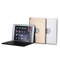 7 Color Bluetooth Wireless Backlight Backlit Keyboard Cover Case For Ipad Air 2