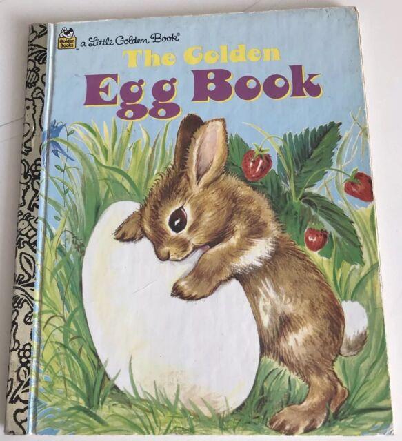 The Golden Egg Book - Little Golden Book