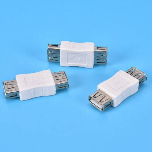 1pcs USB 2.0 Type A Female to Female Adapter Coupler Gender Changer ConnectBLCA