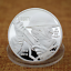 US World War I 100th anniversary coin Sniper Medal Silver plating coin badge