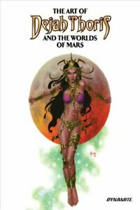 The-Art-of-Dejah-Thoris-and-the-Worlds-of-Mars-Vol-2-HC-9781524111342