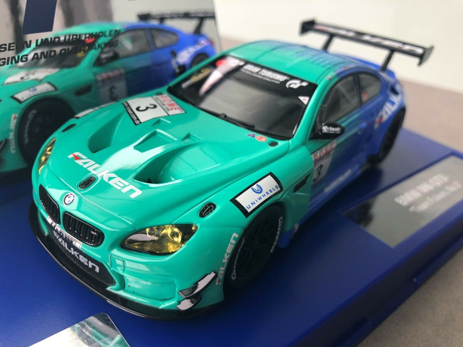 Carrera Digital 132 30844 20030844 BMW M6 GT3   Team Falken, No. 3   Nip