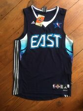 Adidas 2009 NBA East All-Star Game Basketball Jerseys Men's S LENGTH+2