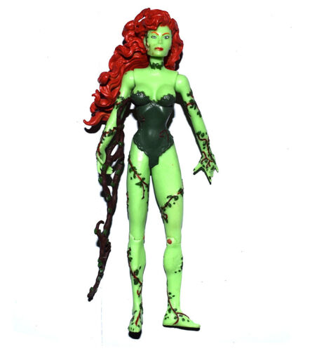 "DC Comics Superhero Batman Poison Ivy Custom 7/"" Loose Action Figure"