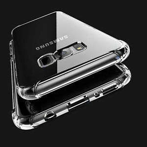 NEW-for-Samsung-Galaxy-S8-S8-Plus-Clear-TPU-Full-Body-Cover-Case-Skin-Protective